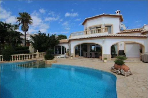 Restauración de una villa de estilo andaluz
