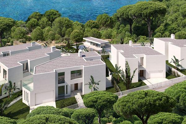 Casas de lujo en Ibiza